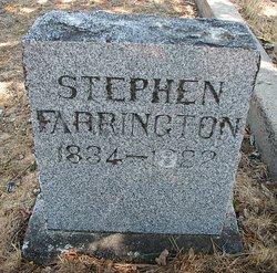 Stephen Farrington