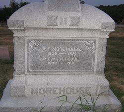 "Martha Elizabeth ""Mattie"" <I>McFadden</I> Morehouse"