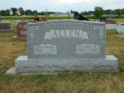 Eva Mae <I>Fisher</I> Allen