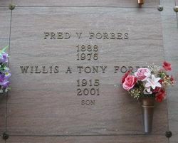 "Willis Anthony ""Tony"" Forbes"