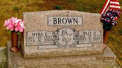 Billy D. Brown