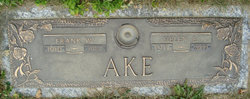 Helen E. <I>Eichelberger</I> Ake