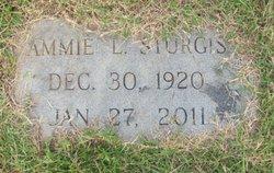 Ammie Lucille Sturgis