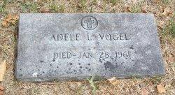 Adele <I>Cougot</I> Vogel