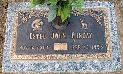 Estel John Lunday