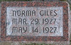 Norma Giles