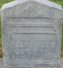 Hilda Louise Kerswell