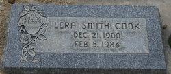 Lera <I>Smith</I> Cook