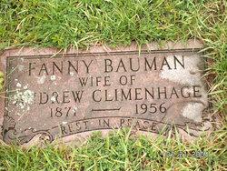 Fanny <I>Bauman</I> Climenhage