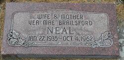 Vea Mae <I>Brailsford</I> Neal