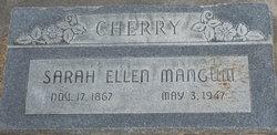 Sarah Ellen <I>Mangum</I> Cherry