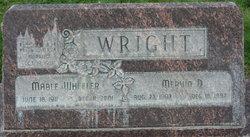 Mervin D Wright