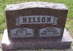 Bert Emil Nelson