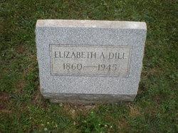 Elizabeth A. <I>Millet</I> Dill