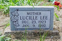 Lucille <I>Jackson</I> Lee