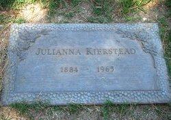 Julianna Kierstead