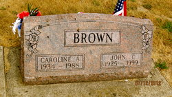 Caroline Ann Brown
