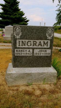 Nancy Ann <I>Wallace</I> Ingram