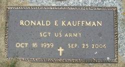 Ronald Eugene Kauffman