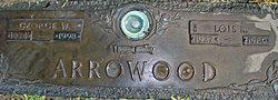 Lois Rosemary <I>Edwards</I> Arrowood