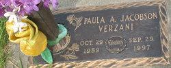 Paula Ann <I>Jacobson</I> Verzani