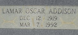 Lamar Oscar Addison