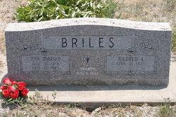 Max Marvin Briles