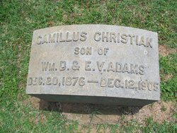 Camillus Christian Adams