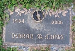 Derran M. Adams
