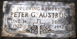 Peter G Austrus