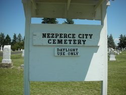 Nezperce City Cemetery