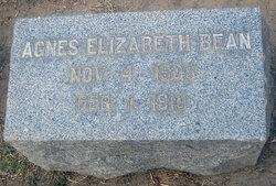 Agnes Elizabeth Bean