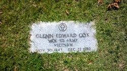 Glenn Edward Cox