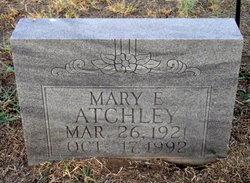 Mary Edith <I>Rodgers</I> Atchley