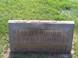 Isaac M. Abercrombie