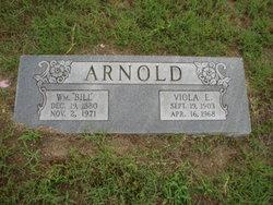 Viola E. <I>Brooks</I> Arnold