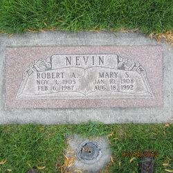Mary Louise <I>Smith</I> Nevin