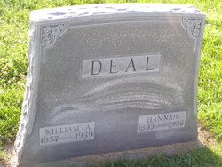 William Alfred Deal