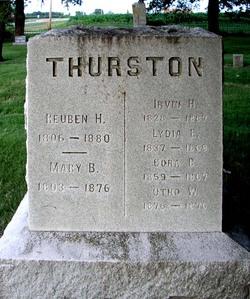 Reuben Harris Thurston