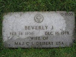Beverly J Deibert
