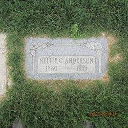 Nellie <I>Eggleston</I> Anderson