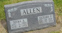 "Richard O ""Dick"" Allen"
