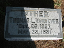 Thomas L Vandever