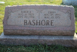Emma E <I>Meyer</I> Bashore