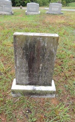 Martha Hudson