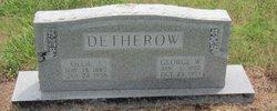 George Washington Detherow