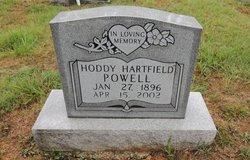 Hoddy <I>Hartfield</I> Powell