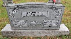Averette F. Powell Jr.
