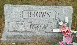 Adeline Elizabeth <I>Heck</I> Brown