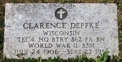 Clarence Deffke